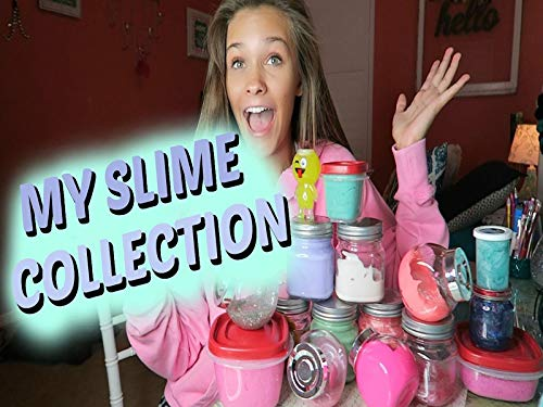 My Huge Slime Collection!