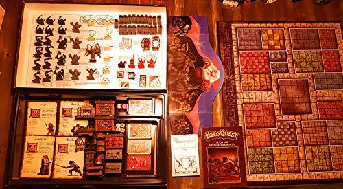 Hero Quest - Das Spiel der großen Abenteuer in Einer Welt der Phantasie