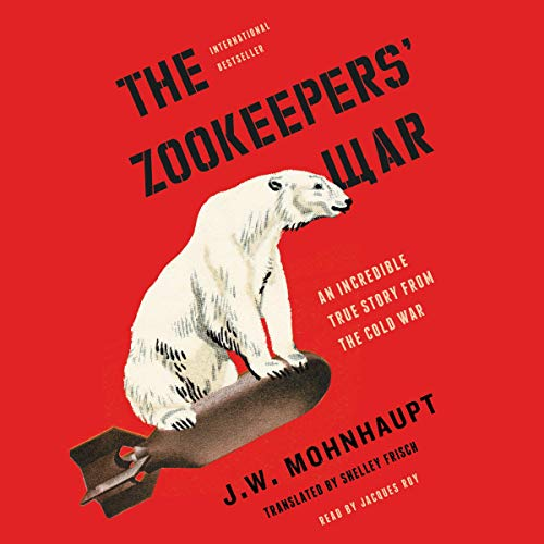 The Zookeepers' War cover art