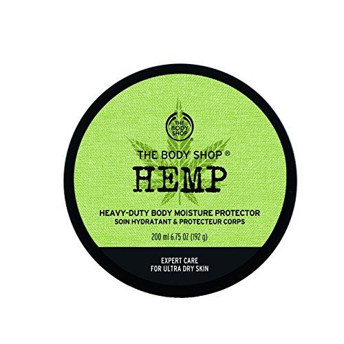 Hanf Körperbutter 200 ml für sehr trockene Haut Hemp Body Butter 200ml For VERY DRY SKIN