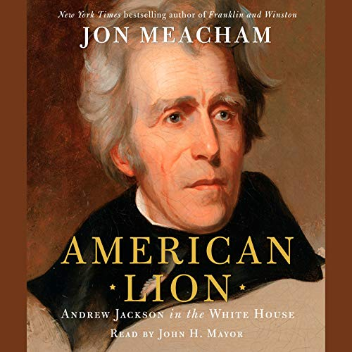 American Lion cover art