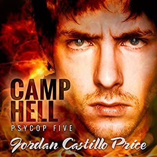 Camp Hell     PsyCop, Book 5              By:                                                                                                                                 Jordan Castillo Price                               Narrated by:                                                                                                                                 Gomez Pugh                      Length: 10 hrs and 55 mins     398 ratings     Overall 4.7