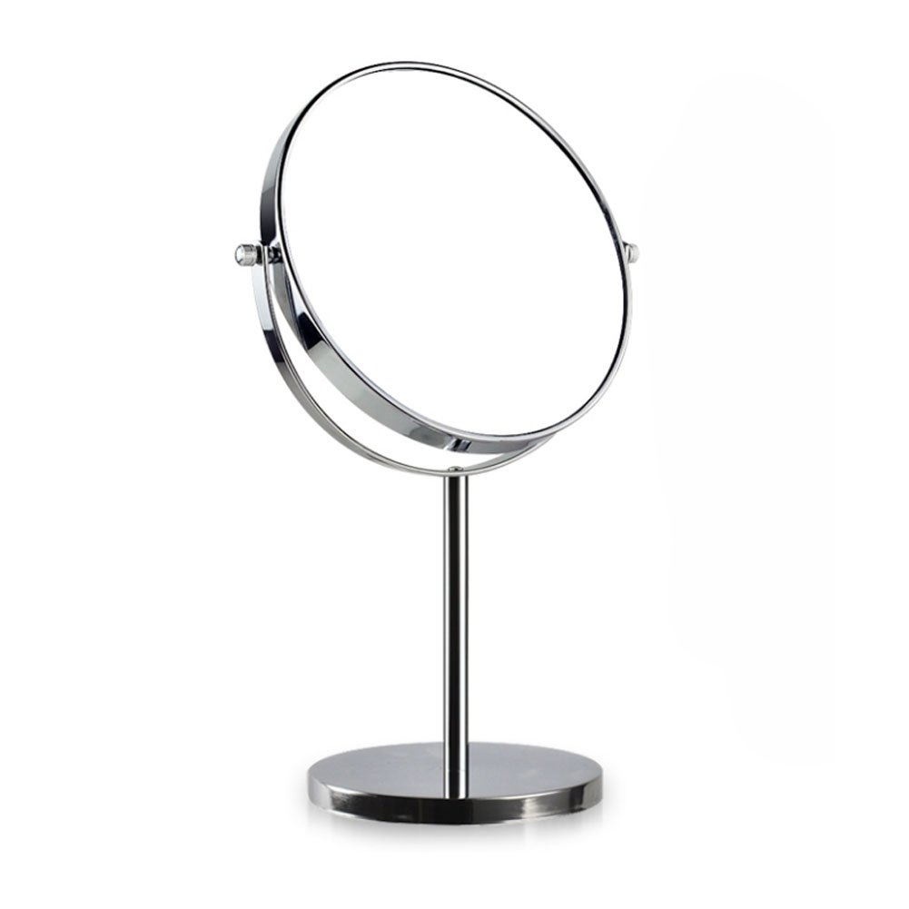 Max 67% OFF Makeup Vanity Mirror Max 56% OFF Two-Sided 360?? Free Rotation Plane