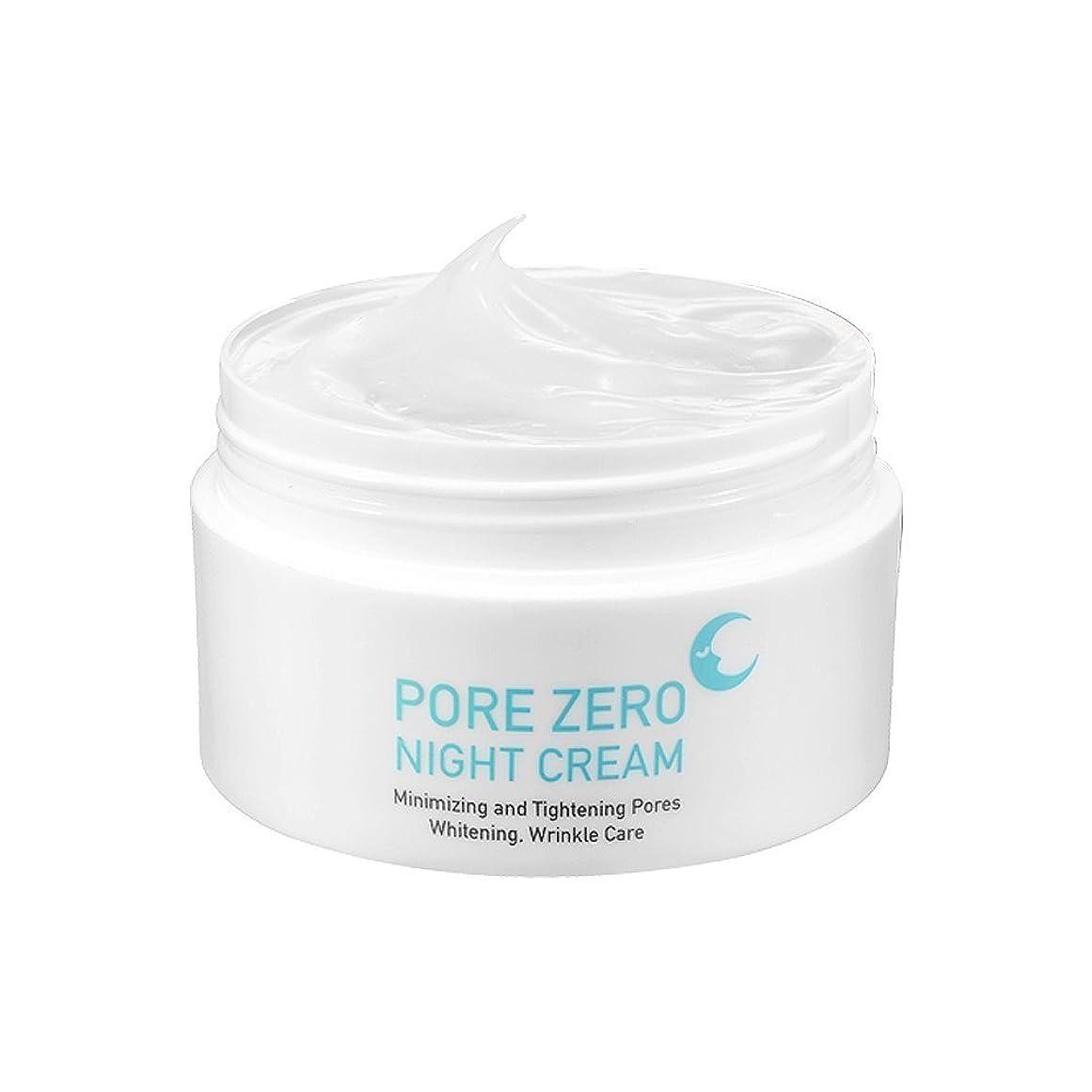 評価する先駆者衝撃スキンミソ(SKINMISO) Pore Zero Night Cream