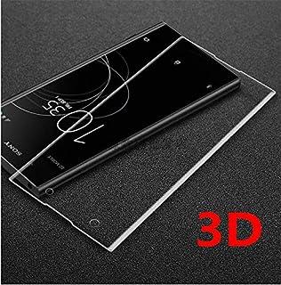 حقائب الهاتف - لطبقة واقية الشاشة من الزجاج المقسى المدمجة ثلاثية الأبعاد لهاتف Sony Xperia X Performance Dual F8131 F5121...