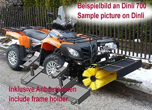 Kehrmaschine Ersatzteil für/kompatibel mit Goes 520/625 ATV