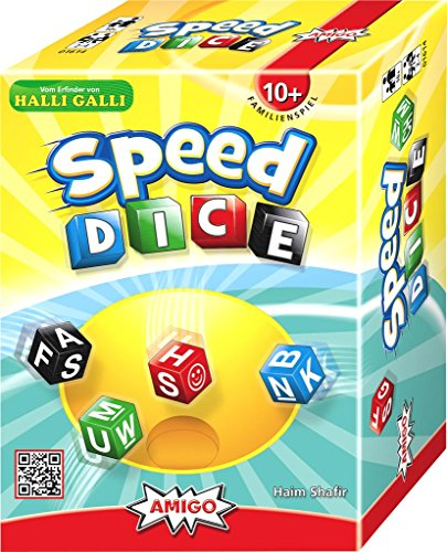 Speed Dice: AMIGO - Familienspiel