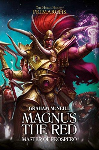 Magnus the Red: Master of Prospero: Volume 3