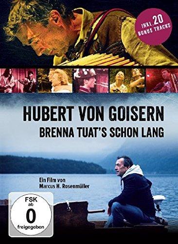 Hubert von Goisern - Brenna tuat's schon lang [Blu-ray]