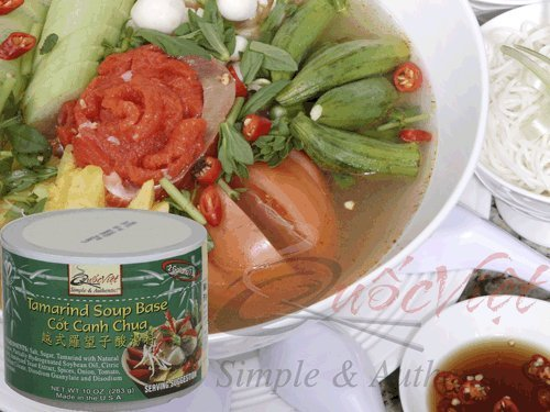 Quoc Viet Foods Tamarind Flavored Soup Base 10oz Cot Canh Chua Brand