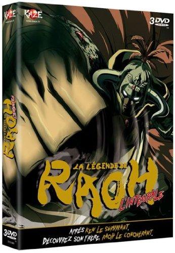 Hokuto no Ken : La légende de Raoh-L'intégrale de la série