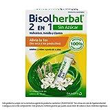 Bisolherbal 2 en 1, Sin azúcar, tos seca y productiva, 12 Sobres