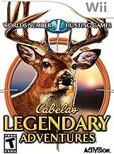 Cabela's Legendary Adventures - Nintendo Wii [video game]