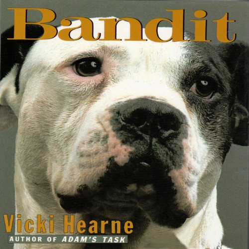 Bandit audiobook cover art