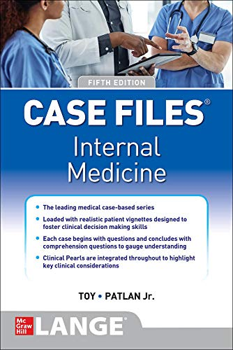 Case Files Internal Medicine, Sixth Edition