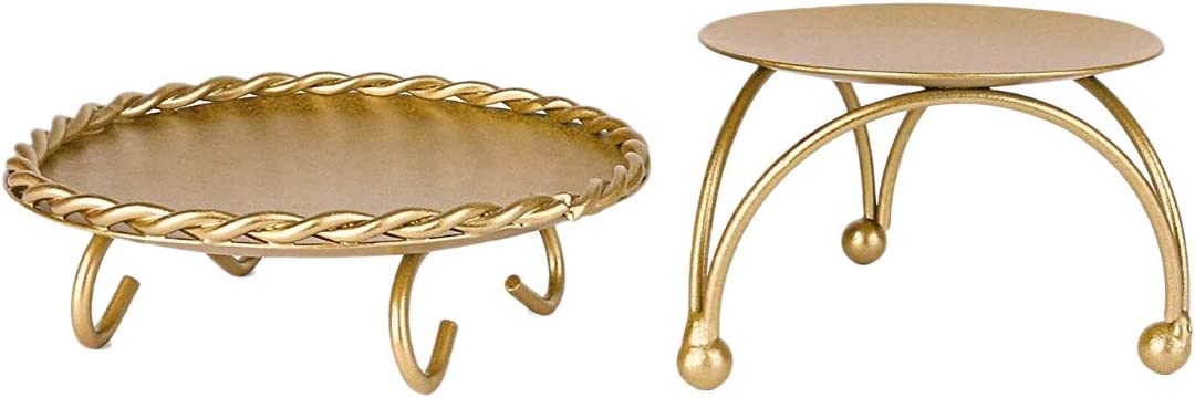 Etase Candle Holder Our Seattle Mall shop most popular Gold Holders 2 of Set Hand Decorative