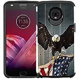 Motorola Moto Z3 Play/Moto Z3 Hülle, doppellagig,
