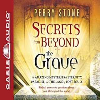 Secrets from Beyond the Grave cover art