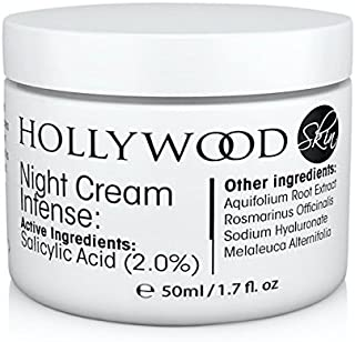Crema con ácido salicílico (INTENSA)