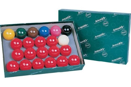 "Billard Kugeln \""Aramith Premier\"", 52,4mm, Snooker"