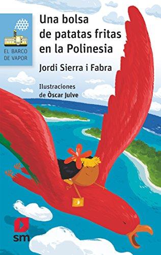 Una bolsa de patatas fritas en la Polinesia: 181 (El Barco de Vapor Azul)