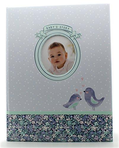 Carters Baby Record Book Baby Story Love Birds Scrapbook Photo Album