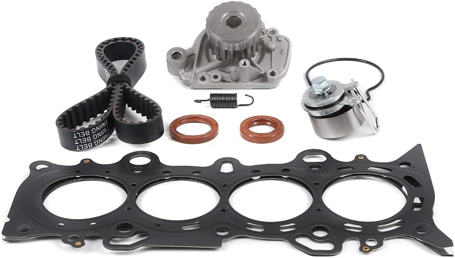 Timing 驚きの値段で Belt Kit 2523120 with Water 人気 20 Set Head Gasket Fit Pump