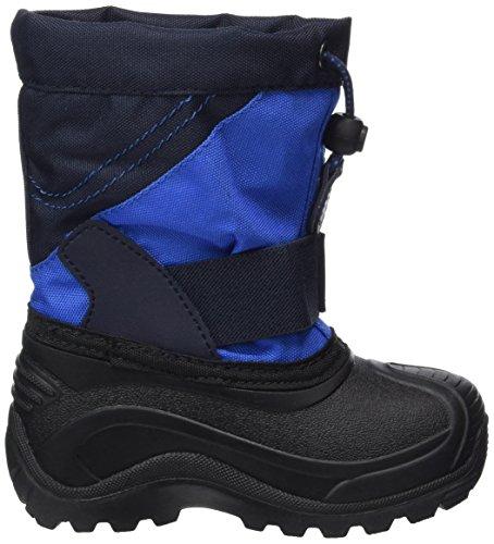 Kamik Unisex-Kinder Snowtraxg Schneestiefel, Blau - 7
