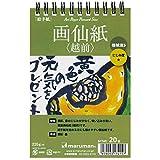 マルマン S174C ポストカード 画仙紙(越前) 2冊(1冊20枚)