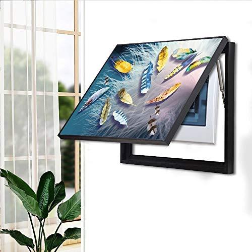 Wall Art Electric Box elettrico Box schermatura Pittura...