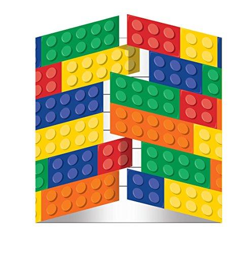 Creative Converting 315253 Invitation Einladung, Papier, mehrfarbig