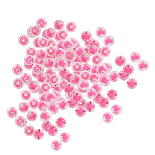 01 Le Genre révèle Le Canon, Le Genre en Plastique révèle Le Canon à confettis, Le Papier 4 pièces bébé Le Sexe révèle Les Fournitures de fête, pour Les cérémonies de(Glossy Rose)