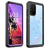 WOOQU Samsung Galaxy S20 Plus Waterproof Case, S20+ Plus 5G Case with Built-in...