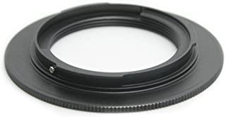M39 to Sony Alpha A-mount adapter for Russian Helios Jupiter Mir lenses to Sony A-mount cameras (Sony A100, A200, A380, A900, A57, A58, A77, A99 etc)