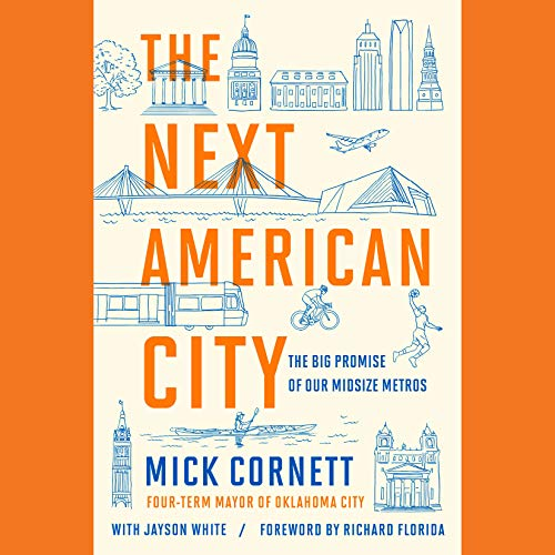 The Next American City audiobook cover art