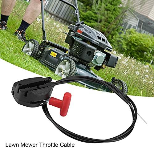 Omabeta Conjunto de cables de control de montaje universal para máquina de jardín