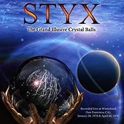 The Grand Illusive Crystal Bal [Import]