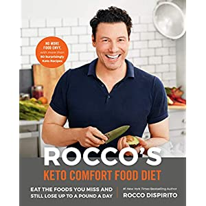 Health Shopping Rocco's Keto Comfort Food Diet: Eat the Foods You Miss and Still Lose Up to