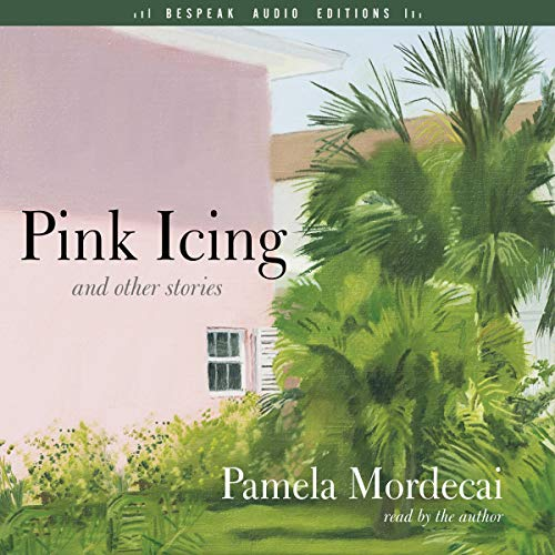『Pink Icing and Other Stories』のカバーアート