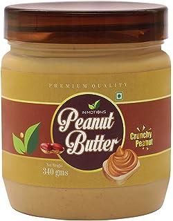 Inmotions Crunchy Peanut Butter (340G)