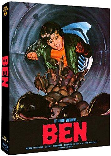 Ben - Mediabook - Phantastische Filmklassiker Nr. 3 [Blu-ray] [Limited Edition]