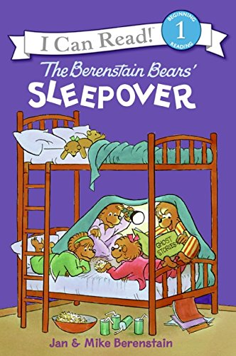 The Berenstain Bears' Sleepover (I Can Read Level 1)の詳細を見る