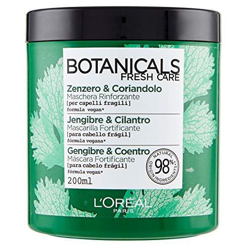 L'Oreal Paris Botanicals Stärkendes Shampoo für brüchiges Haar Maske - Kraftquelle