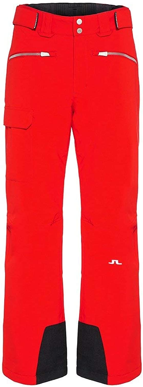 Lindeberg M Truuli Trousers, 16160 0410, red, 54 XL