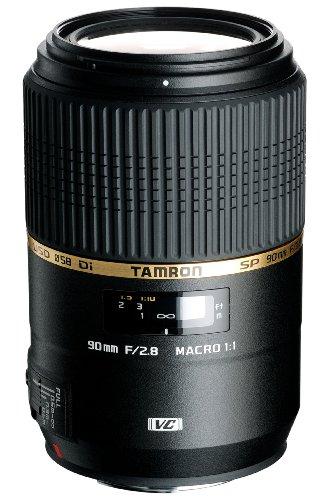 Tamron SP 90mm F/2.8 Di VC USD Makro-Objektiv 1:1 für Canon
