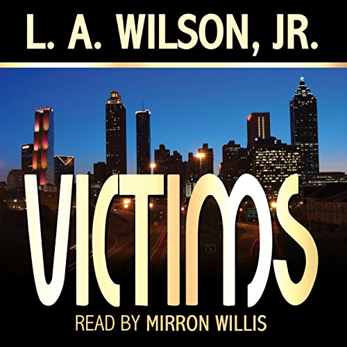 Victims cover art