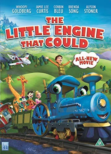 The Little Engine That Could [DVD] [2019]