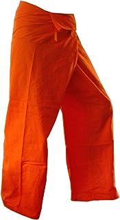 9829e42f9503 PANASIAM - Pantaloni Thai da Pescatore, Un Classico, Qui in XL (da 1