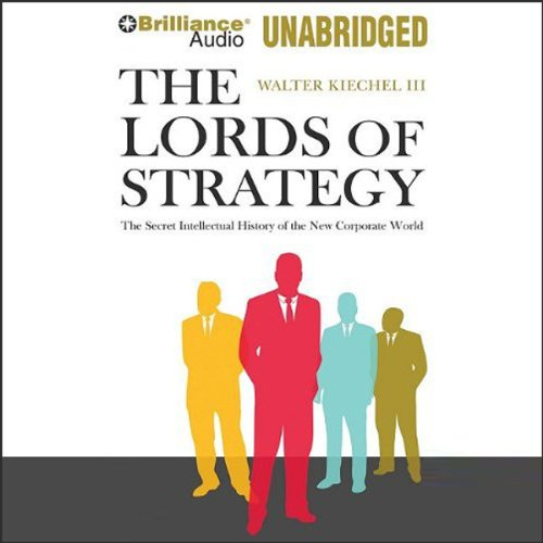 The Lords of Strategy audiobook cover art