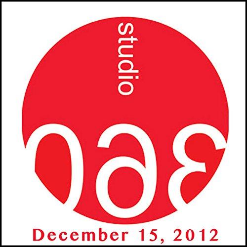Studio 360: David Chase and A Charlie Brow Christmas cover art
